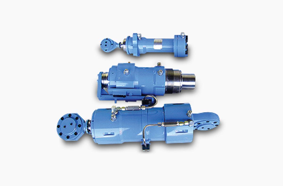 Segae Hydraulic Hydraulic System Field
